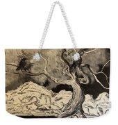 Ravenlight Tree Weekender Tote Bag