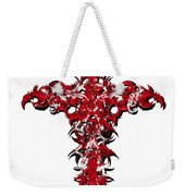 Ravi Cross 3 Weekender Tote Bag