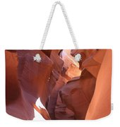 Ravine Walk - Antelope Canyon Weekender Tote Bag