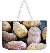 Raw Potatoes Weekender Tote Bag