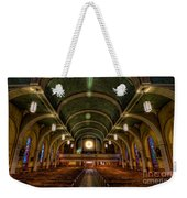 Ray Alone Weekender Tote Bag