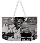 Ray Charles Weekender Tote Bag