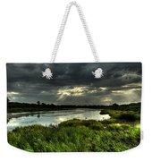 Lake Worth Sunlight Weekender Tote Bag