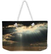 Rays From Heaven Weekender Tote Bag