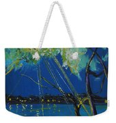 Rays Of Divinity Weekender Tote Bag