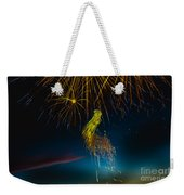 Rays Of Light From Above Weekender Tote Bag