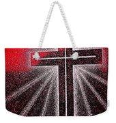 Rays Of Love Weekender Tote Bag