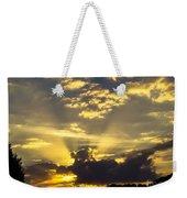 Rays Of Sunlight Weekender Tote Bag