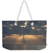 Rays Of The Sunlight Weekender Tote Bag