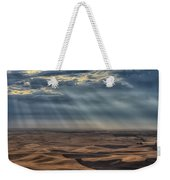 Rays On The Palouse Weekender Tote Bag