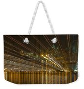 Rays Over The Bay Weekender Tote Bag
