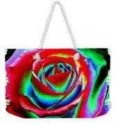Razzle Dazzle Rose Weekender Tote Bag