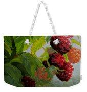 Razzleberries Weekender Tote Bag