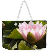 Reaching Lily Weekender Tote Bag