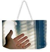 Reaching Out Weekender Tote Bag