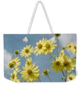 Reaching To The Sun Weekender Tote Bag