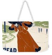 Read The Sun Weekender Tote Bag