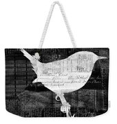 Reader Bird Weekender Tote Bag