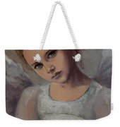 Reading Into Your Soul  Weekender Tote Bag