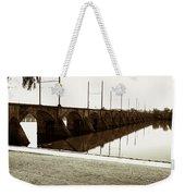 Cumberland Valley Railroad Bridge Weekender Tote Bag