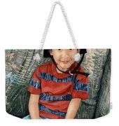 Ready For Action Weekender Tote Bag