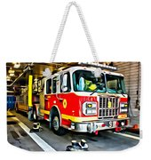 Ready For Anything Weekender Tote Bag