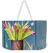 Ready For Spring Weekender Tote Bag