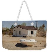 Ready For The Flood Weekender Tote Bag