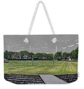 Ready For The Football Season Panorama Digital Art Weekender Tote Bag