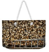 Ready For Winter #1 Weekender Tote Bag