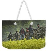 Ready On The Firing Line Weekender Tote Bag