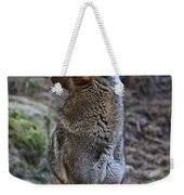 Ready To Howl Weekender Tote Bag