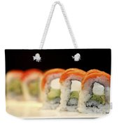 Ready To Serve Sushi  Weekender Tote Bag