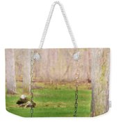 Ready To Take A Swing Weekender Tote Bag