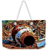 Really Rusty Weekender Tote Bag