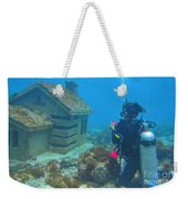 Realtor Desparate For A Listing Weekender Tote Bag by Halifax photography by John Malone