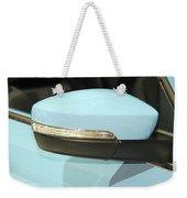 Rear View Mirror Weekender Tote Bag