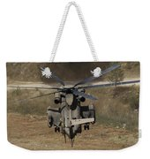 Rear View Of An Israeli Air Force Ch-53 Weekender Tote Bag