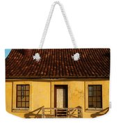 Rear View Window... Weekender Tote Bag