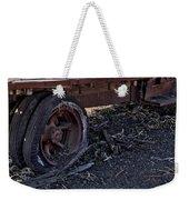 Rear Wheel Drive Weekender Tote Bag