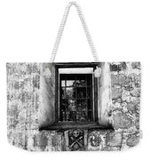 Rear Window Bw Santa Barbara Weekender Tote Bag