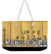Rebel Force Weekender Tote Bag
