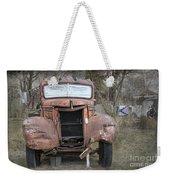Rebel Truck Weekender Tote Bag