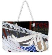 Rebellious Weekender Tote Bag