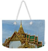 Reception Hall At Grand Palace Of Thailand In Bangkok Weekender Tote Bag