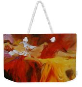 Reclining Beauty 11 Weekender Tote Bag