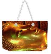 Reclining Buddha 1 Weekender Tote Bag