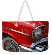 Red '57 Weekender Tote Bag