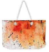 Red Abstract Art - Taking Chances - By Sharon Cummings Weekender Tote Bag
