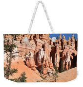 Red And White Rocks - Bryce Canyon Weekender Tote Bag